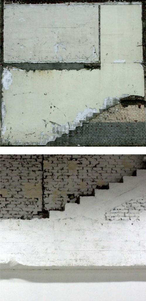 Média 2 escaliers blancs