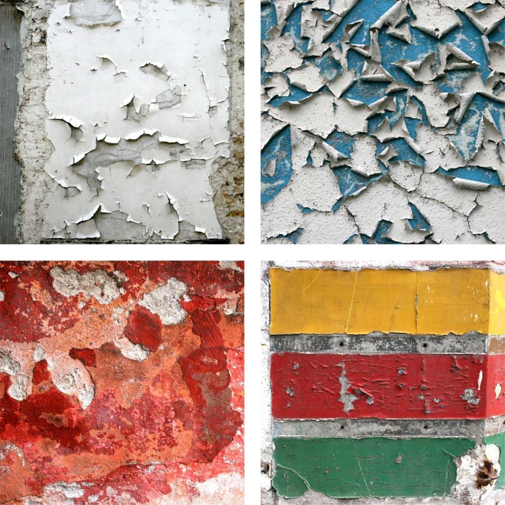 Média 4 peintures